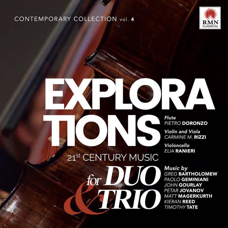 Explorations CD cvr